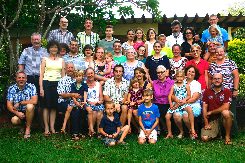 Feldkonferenz Brasilien in Campo Grande