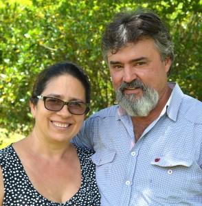 ANTONIO JOAO CARDOSO mit Ehefrau EMILIA