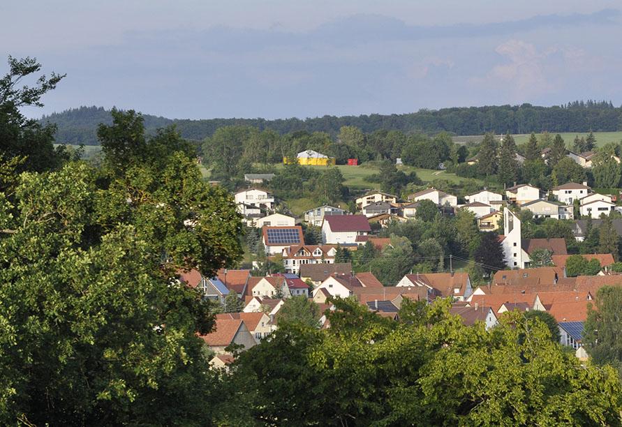 Camps auf dem Kirchberg