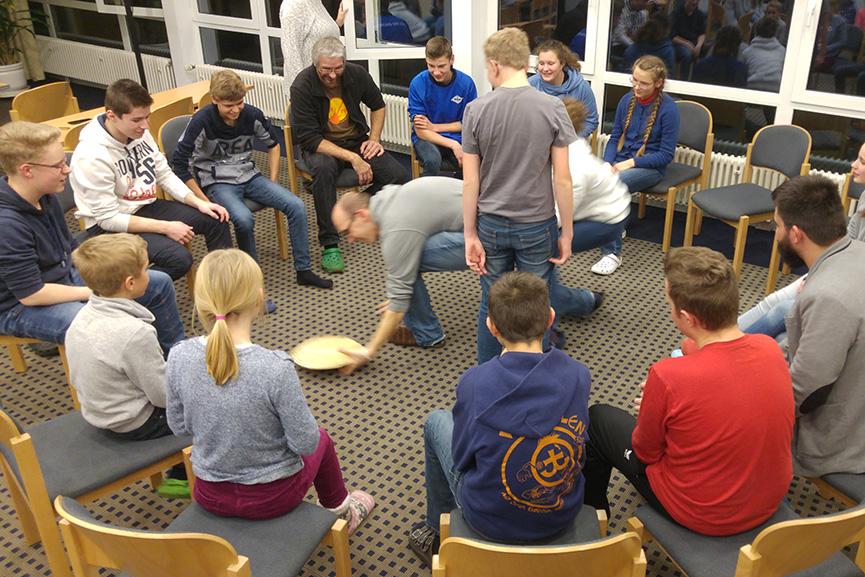 Teenie-Ferienbibelschule – noch Plätze frei