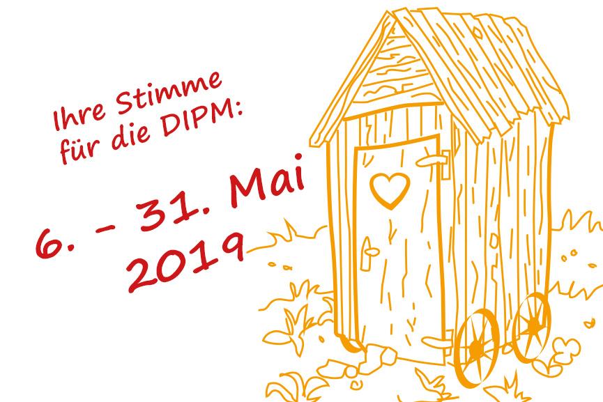 Förderwettbewerb – neuer WC-Wagen für den Kirchberg