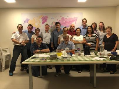 Gemeinsame Vorstandssitzung DIPM & ATE in Brasilien