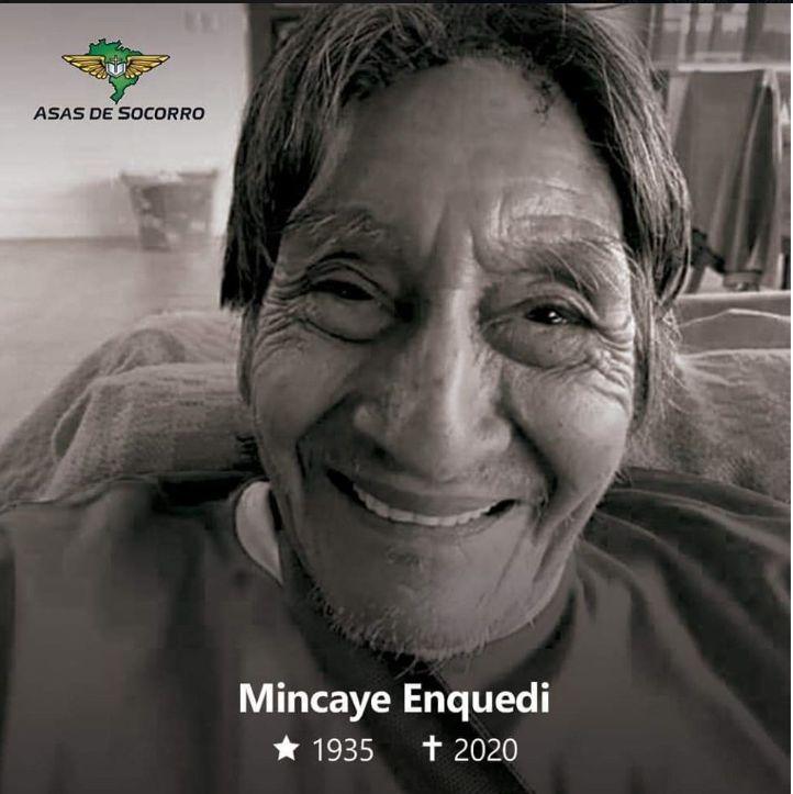 Indianer und Missionar Mincaye (Mörder von Jim Elliott) verstorben