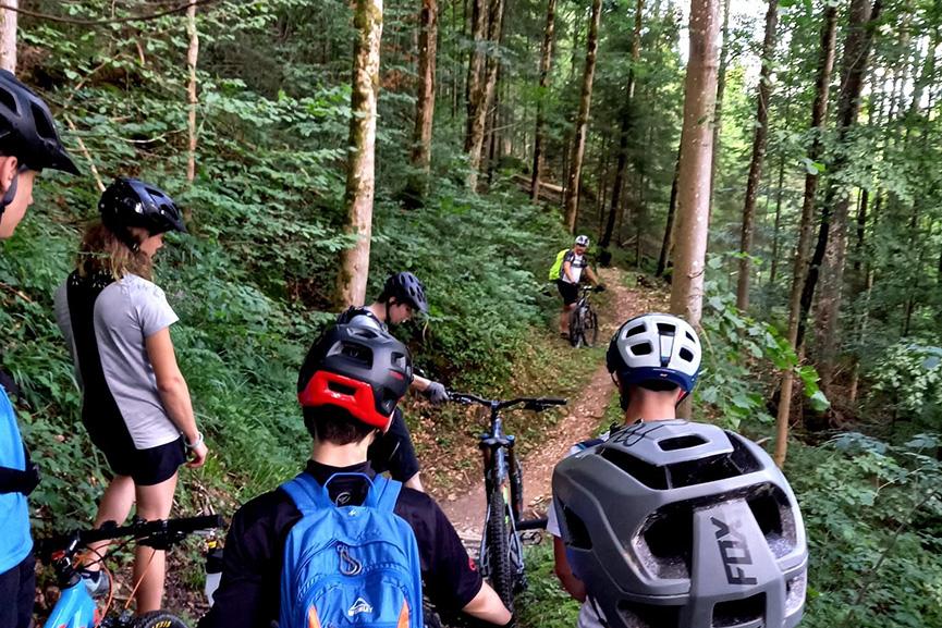 Mountainbike-Freizeit Rückblick